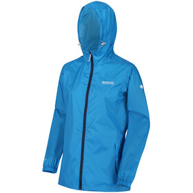 Regatta Pack It III Chaqueta Mujer, blue aster